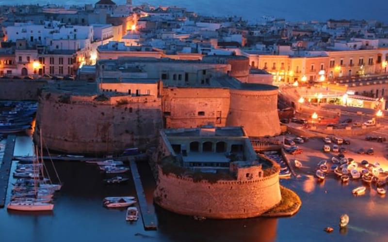 Gallipoli Vecchia