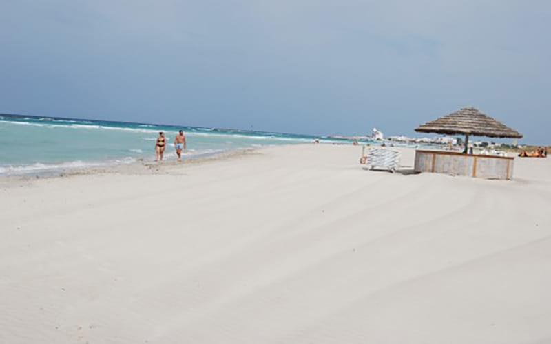 Spiaggia Bianca nel Salento