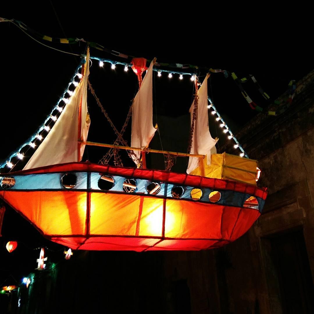 La festa dei Lampioni e de lu Cuturusciu a Calimera nel Salento