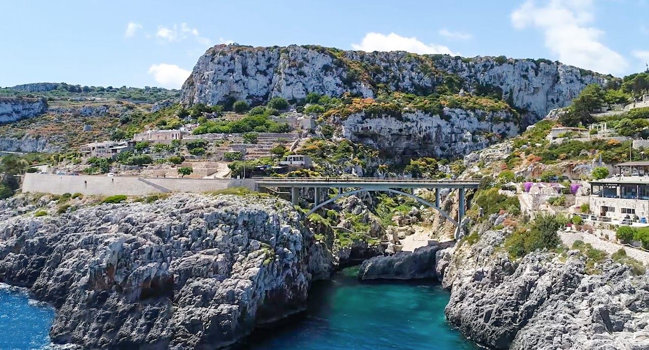 Vacanze al mare nel salento ponte ciolo santa maria di leuca