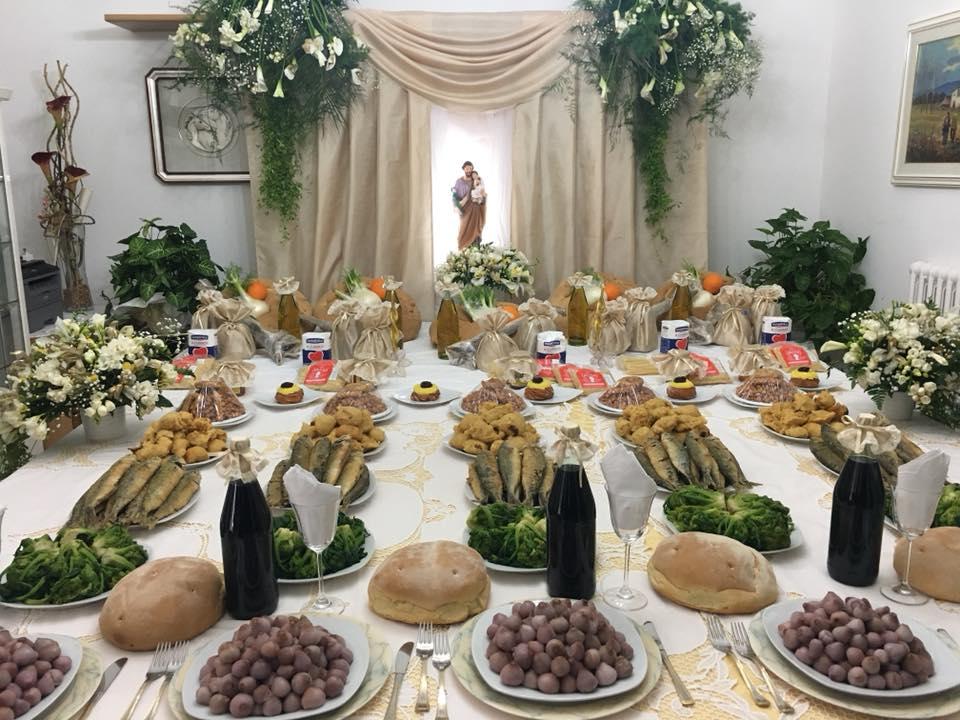 Tradizioni del Salento: le Tavole di San Giuseppe