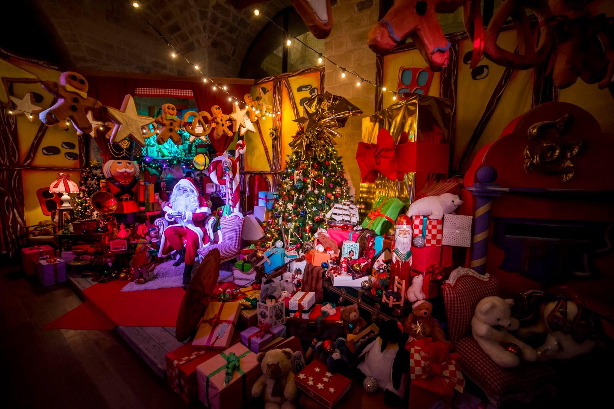 Villaggi Natale 2019.Natale Nel Salento I Villaggi Di Babbo Natale In Riva Al