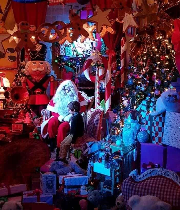 Natale nel Salento:  i villaggi di Babbo Natale in riva al mare