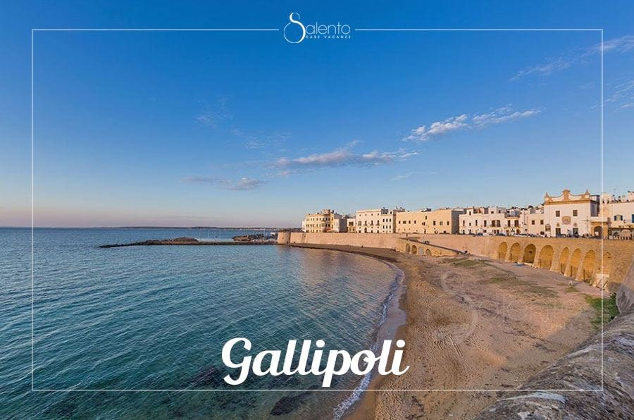 Offerte di AFFITTO case VACANZE a Giugno a GALLIPOLI