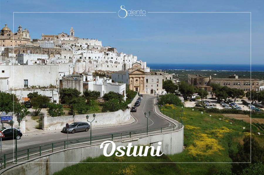 OFFERTE di affitto CASE vacanze a Giugno a OSTUNI