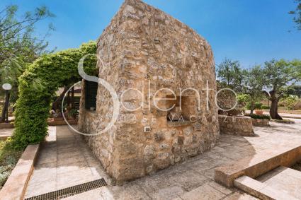 trulli e pajare - Pescoluse ( Leuca ) - Trulli Romantici