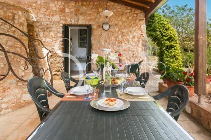 Trulli und Pajare - Pescoluse ( Leuca ) - Trulli Romantici