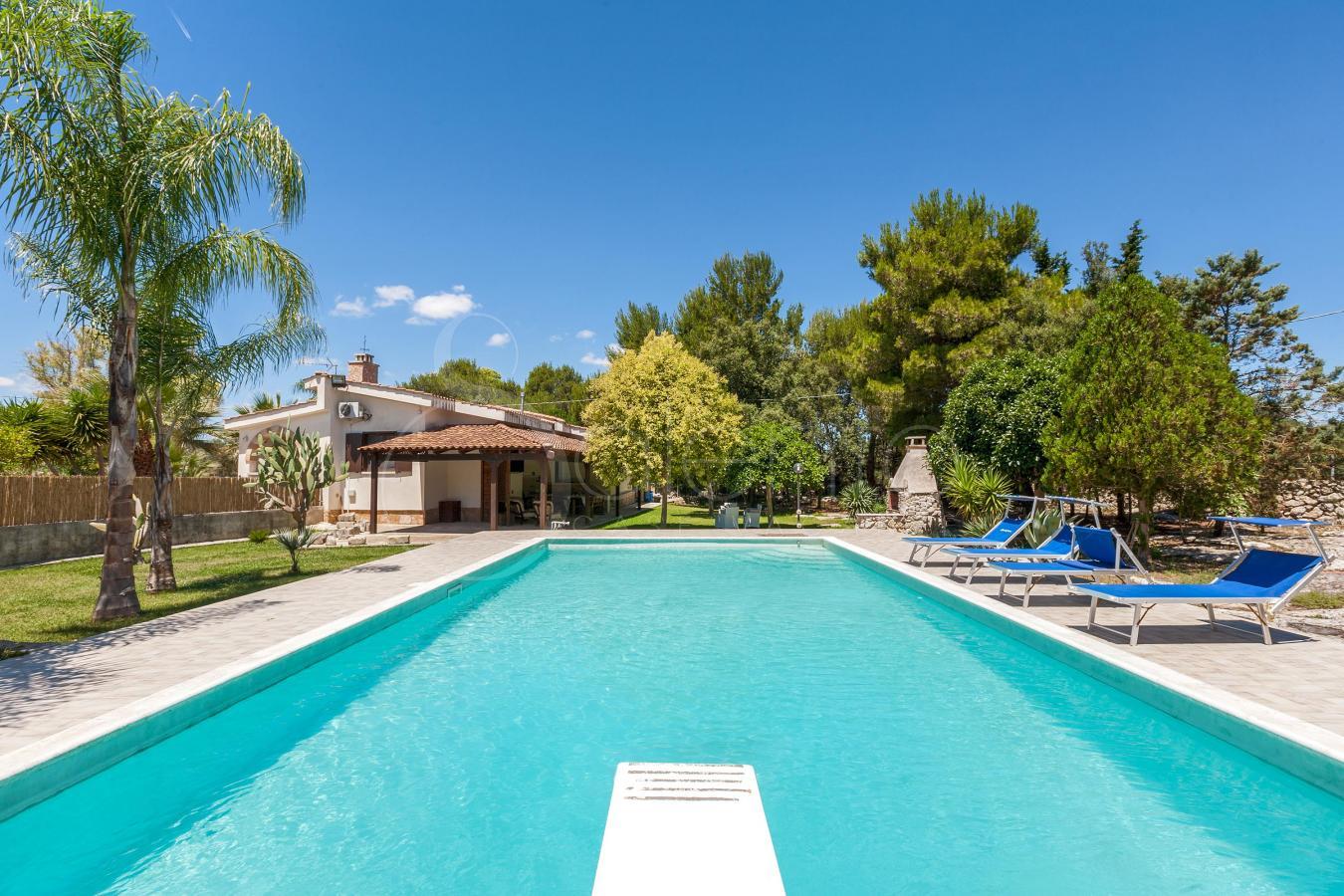 petites villas - Lecce - Villa Li Cuti