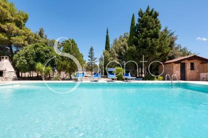 kleine Villen - Lecce ( Lecce ) - Villa Li Cuti