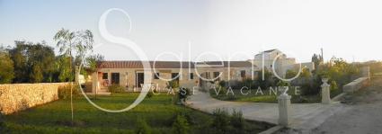 holiday homes - Laghi Alimini ( Otranto ) - Tenuta Borgagne - Focalire