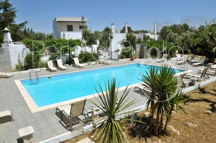 small villas - San Vito dei Normanni ( Brindisi ) - Villa Hope