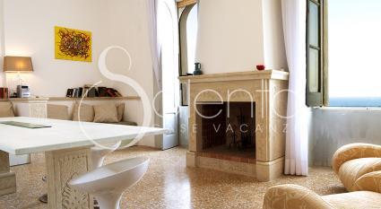 holiday homes - Santa Cesarea ( Otranto ) - Appartamento Miramare - A