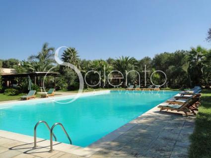 holiday homes - Matino ( Gallipoli ) - Casetta Alba 4
