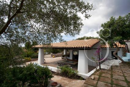 small villas - Felloniche ( Leuca ) - Villa Farcole