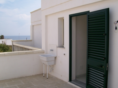 holiday homes - Santa Maria di Leuca ( Leuca ) - Attico Tramonto C