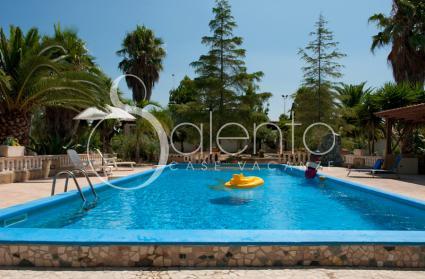 ville e villette - Taviano - Racale ( Gallipoli ) - Villa Le Palme