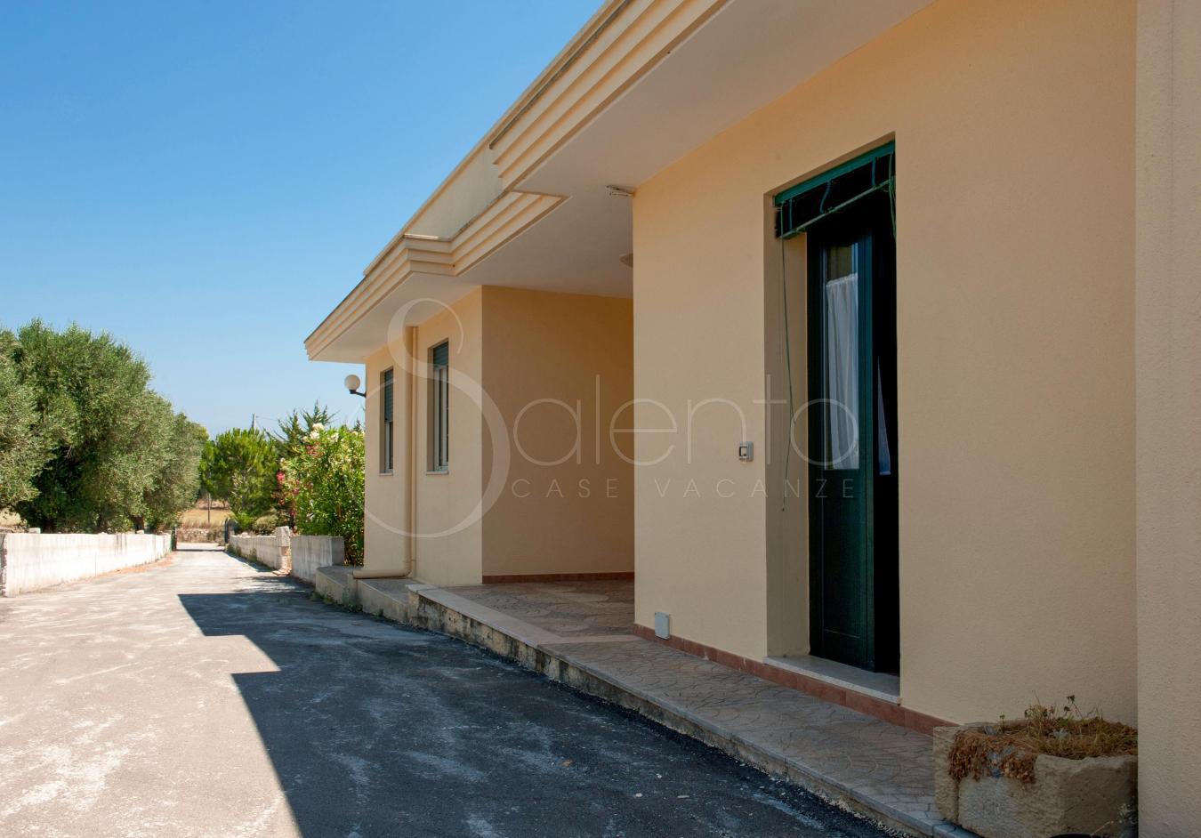 ville e villette - Otranto - Casa Frulli