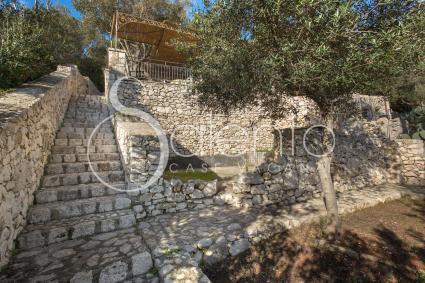 trulli et pajare - Castro ( Otranto ) - Pajara Acquaviva