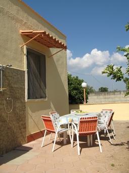 small villas - Baia Verde ( Gallipoli ) - Villetta Baia Verde