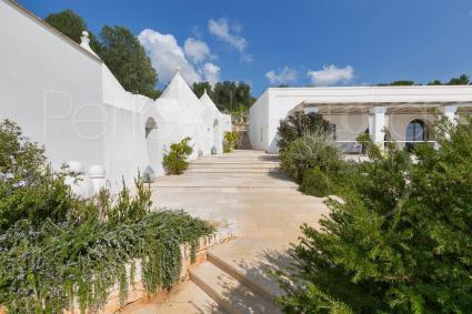 the garden of Casa Murredda