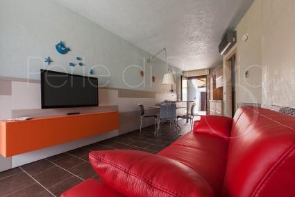 Il residence di villette vacanze a schiera, a 100 metri dal mare di Ugento