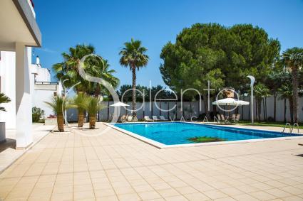 case vacanze - Lecce ( Lecce ) - Villa Blanca: Trilo B