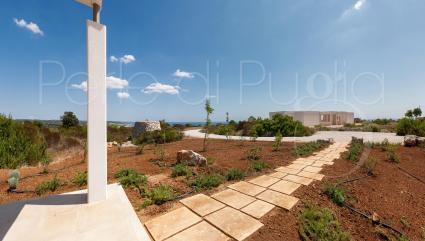 country houses - Pescoluse ( Leuca ) - Villa Paxi