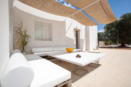 area relax in veranda