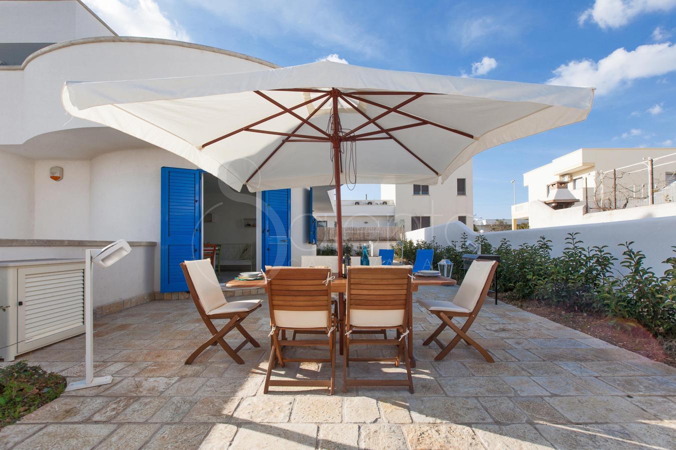 small villas - Pescoluse ( Leuca ) - Le Dimore Turchesi - Trilo D