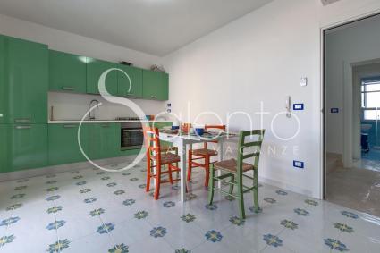 La casa vacanze esclusiva e ben accessoriata ospita fino a 9 persone