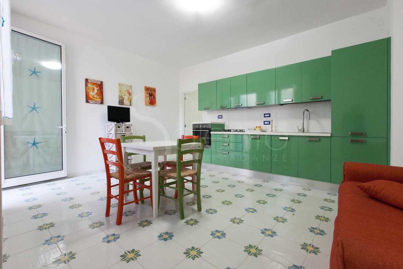 holiday homes - Pescoluse ( Leuca ) - Le Dimore Turchesi - Trilo B