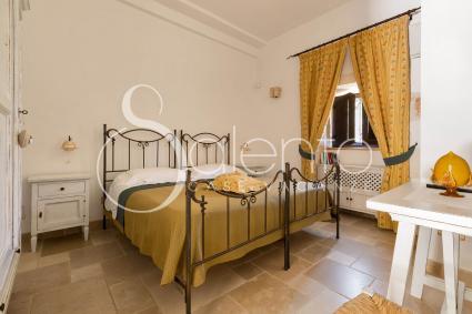 Il Melograno - La camera da letto matrimoniale