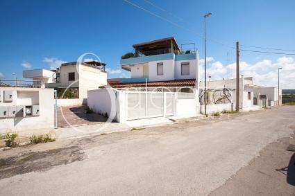 Ferienhaus - Torre Mozza ( Gallipoli ) - Casa La Torre - Trilo A
