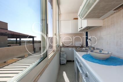 maisons de vacances - Torre Mozza ( Gallipoli ) - Casa La Torre - Trilo A