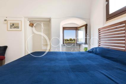 La camera matrimoniale 2, nella casa vacanze vicino alla Baia Verde di Gallipoli