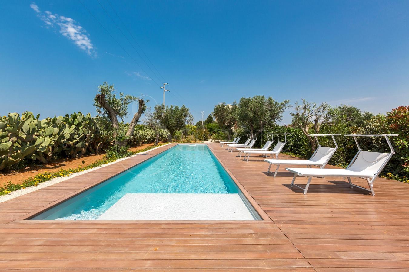 holiday homes - Baia Verde ( Gallipoli ) - Dependance del Carmine (Lux)