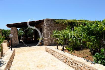 trulli e pajare - Lido Marini ( Leuca ) - Parco dei Venti - Trullo