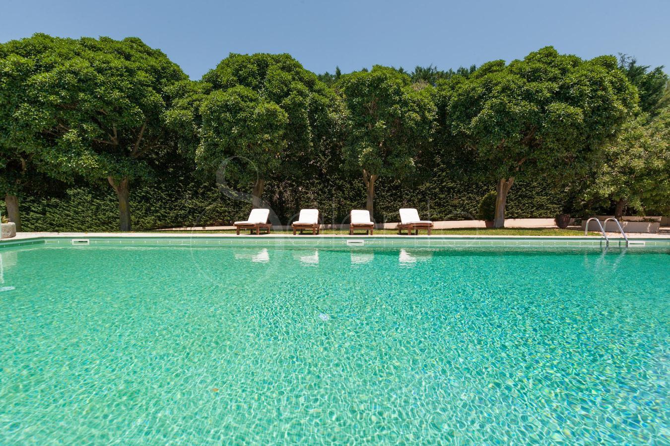 Attico con piscina a casarano vicino gallipoli attico di villa roberta - Attico con piscina ...