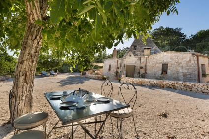maisons typiques - Alberobello ( Bari ) - U Fragn