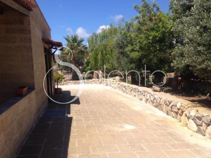 small villas - Torre Pali ( Leuca ) - Villa Fragra - Trilo