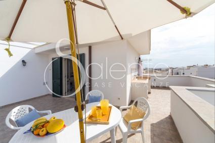 case vacanze - Lido Marini ( Leuca ) - La Suite - Attico