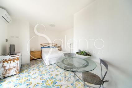 holiday homes - Lido Marini ( Leuca ) - La Suite - Attico