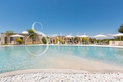ville e villette - Laghi Alimini ( Otranto ) - TVC Trilo 1: Il Noce