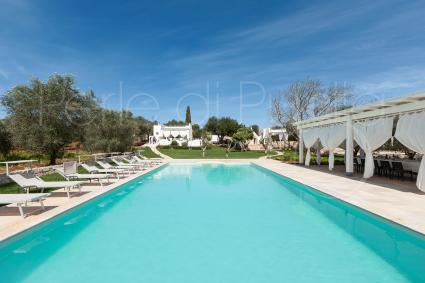country houses - Ostuni ( Brindisi ) - Villa Marchesini