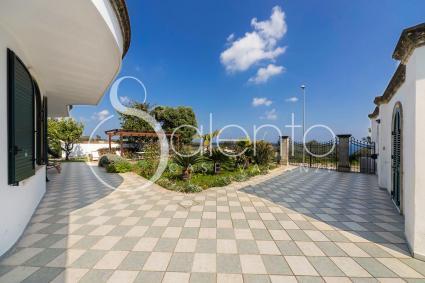ville e villette - Castro ( Otranto ) - La Ripostiera