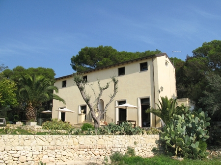 holiday homes - Santa Caterina ( Gallipoli ) - S. Caterina  -  Blue 2+2