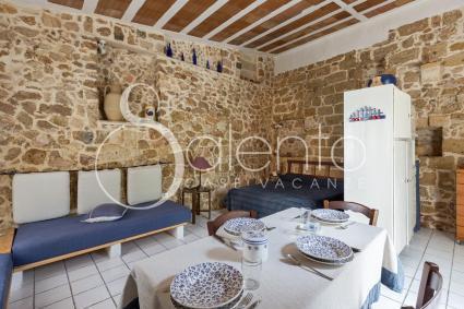 holiday homes - Ugento ( Gallipoli ) - Casa messapica - mono
