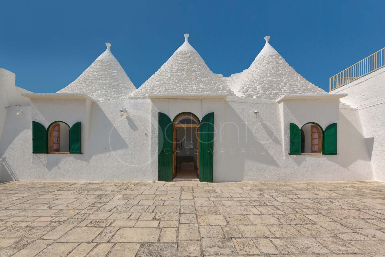 trulli and pajare - Fasano ( Brindisi ) - Trulli Forcatella