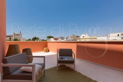Bed and Breakfast - Casarano ( Gallipoli ) - B&B Palazzo Fasti AIDA n.101 - camera matrimoniale 1 -