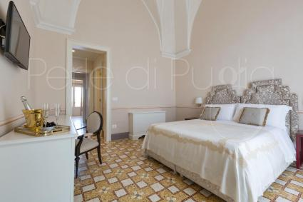 Bed and Breakfast - Casarano ( Gallipoli ) - B&B Palazzo Fasti: DELIA n. 102 - Double Bedroom 3 -
